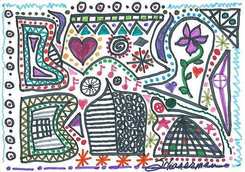 Doodle-De-Do by Susan Schanerman