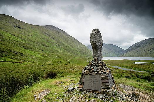 Doolough Valley, Co Mayo by Martina Fagan