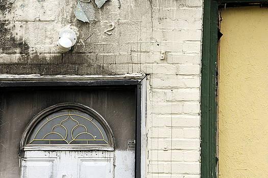Valerie Collins - Door 2 & Valerie Collins Artwork Collection: City Living