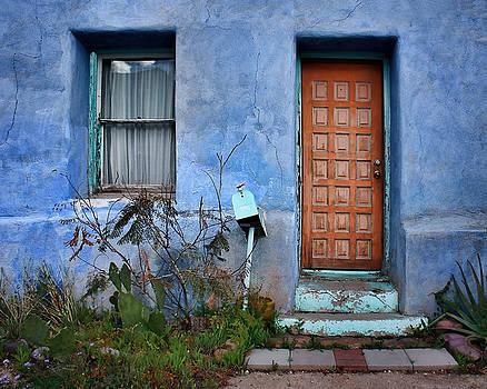Nikolyn McDonald - Door and Window - 1 - Barrio Historico - Tucson