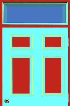 Nikolyn McDonald - Door - Bold Colors