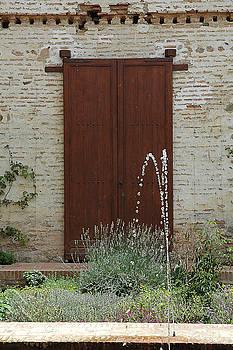 Door by the Fountain by Al Junco