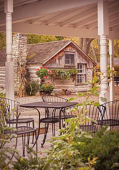 Door County Thorp Cottage by Heidi Hermes