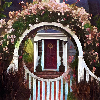 Door from a Dream by Richard Hinds
