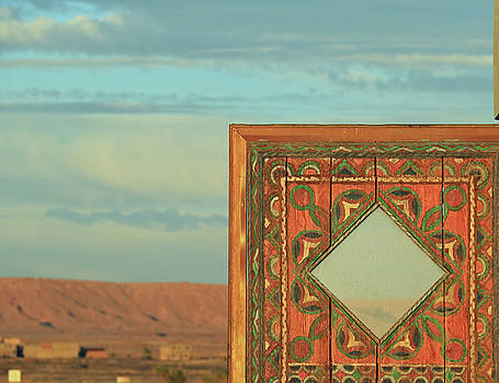 Door in the Desert by Ann Sullivan