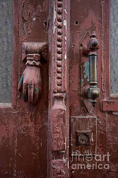 Door knob handle collection 5 by Vassilis Triantafyllidis