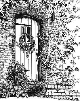 Door by Mary Palmer