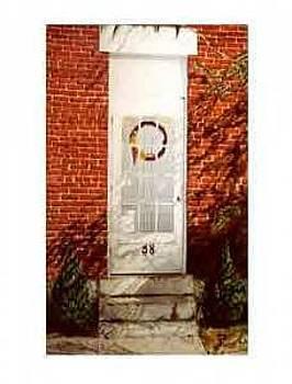 Door Number Fifty Eight by Kris Killman