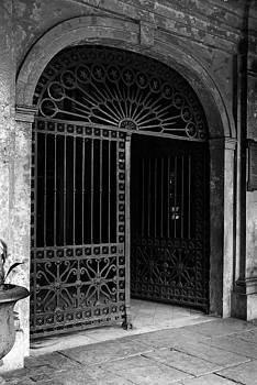 Door of the Cabildo by Crescent City Collective