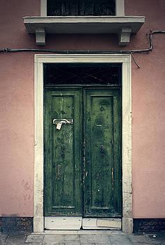 Door of Venice by Mickael PLICHARD