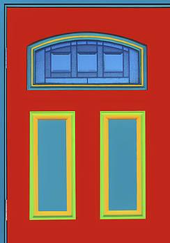 Nikolyn McDonald - Door - Primary Colors