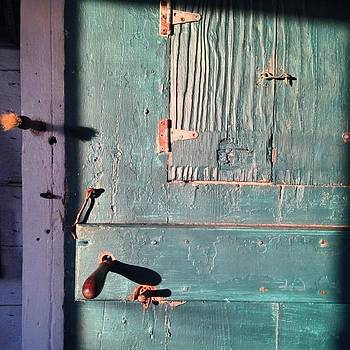 #doorporn #duneshack #patina #vintage by Ben Berry