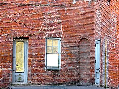 Doors and Window by Phil Bearce