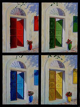 Doors by Miki Karni
