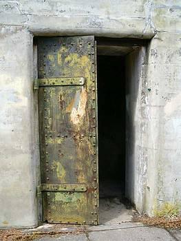 Doorway by Claudia Stewart
