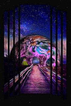 Doorway to an Alternate World by Mario Carini