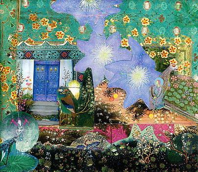 Doorway to my dreams by Sheba Goldstein