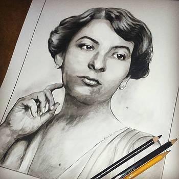 Dora Pejacevic by Ivana Marincic