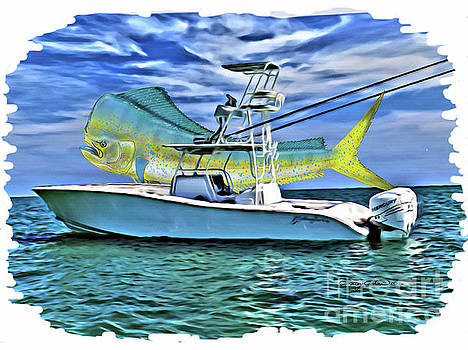Dorado Yellowfin by Carey Chen