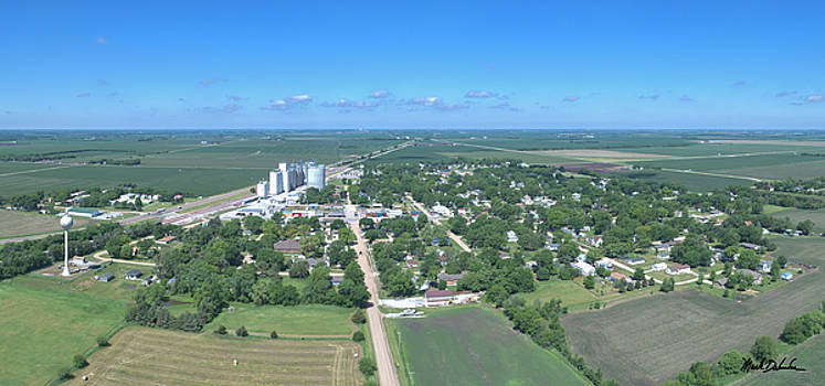 Dorchester, Nebraska by Mark Dahmke