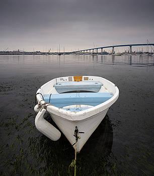 Doronado Island Dinghy at Dawn by William Dunigan