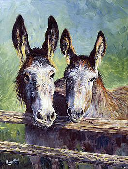 Dos Burros by Margaret Merry