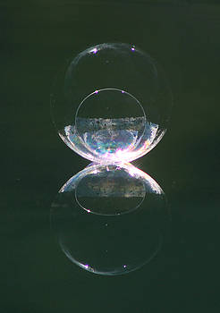 Double Bubble Infinity by Cathie Douglas