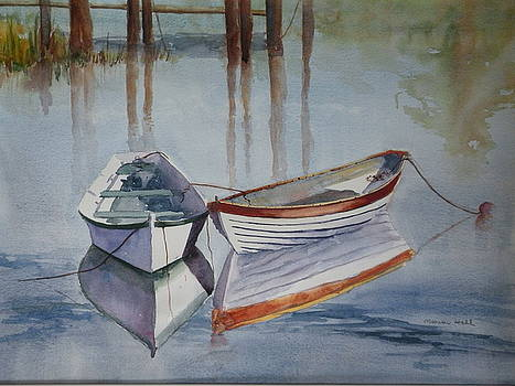 Double Dories by Marion Hall