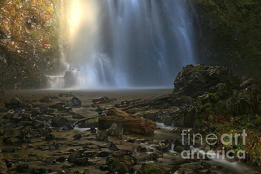 Adam Jewell - Double Falls Creek