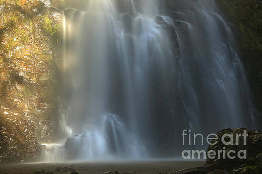 Adam Jewell - Double Falls Streams