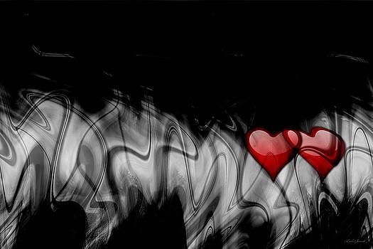 Double Heart by Linda Sannuti