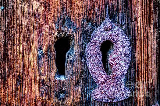 Double locking by Veikko Suikkanen
