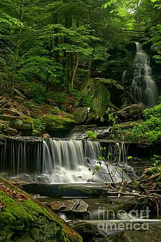 Adam Jewell - Double Ozone Falls