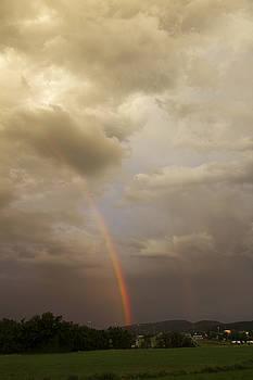 Double Rainbow by Cassandra NightThunder