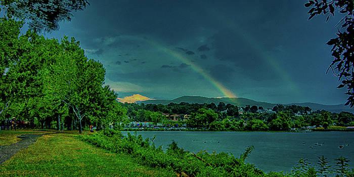 Dave Hahn - Double Rainbow