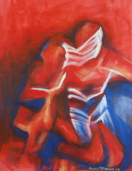 Double Take -  dancin series part four by Howard Stroman