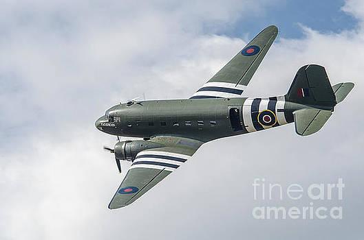 Simon Pocklington - Douglas C-47 Dakota ZA947