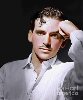 John Springfield - Douglas Fairbanks, Jr., Vintage Movie Star