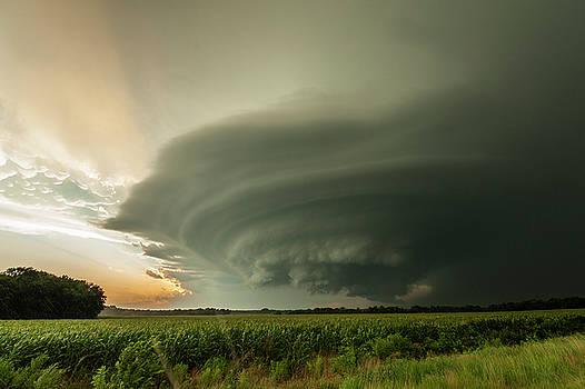 Douglass, Kansas 3 by Colt Forney