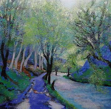 Dovedale by Ruth Gray