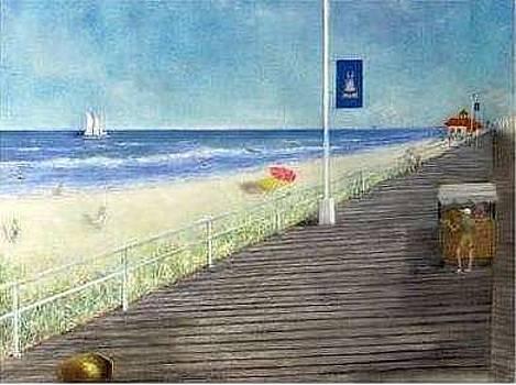 Down Beach by Brian Higgins