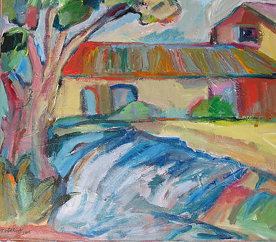 Down by the Old Mill Stream by Marlene Robbins