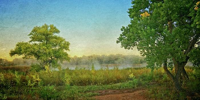 Down by the River, Rio Grande Bosque, New Mexico by Flying Z Photography by Zayne Diamond
