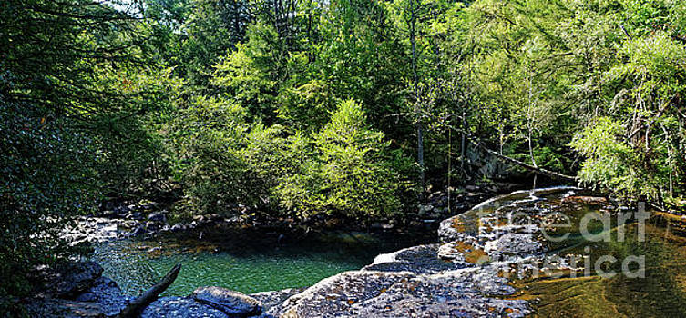Paul Mashburn - Down Crooked Fork Creek