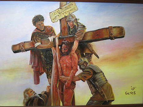 Down From The Cross by Todd  Gates
