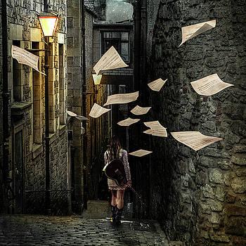 Down Improvisation Street by Joao Fe