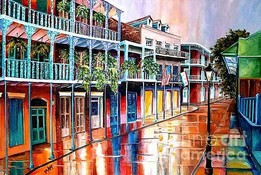 Down on Royal Street by Diane Millsap