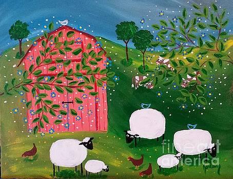 Down on the Farm by Karleen Kareem