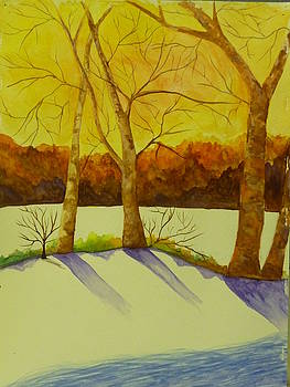 Down Stream by Tara Bennett