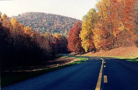 Down the Highway by Kelly Luquer